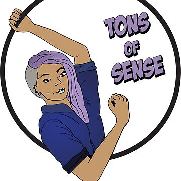 Tons of Sense by elabrat