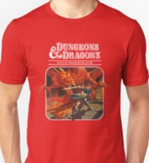 Dungeons & Dragons Unisex T-Shirt