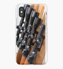 sniper for hunting rifle iPhone Case/Skin