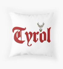 Tirol T-Shirts / Tyrol / Austria Floor Pillow