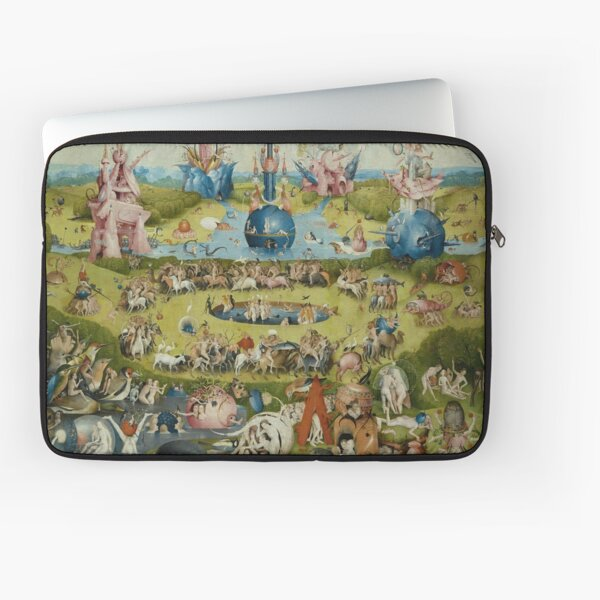 The Garden of Earthly Delights - Hieronymus Bosch Laptop Sleeve