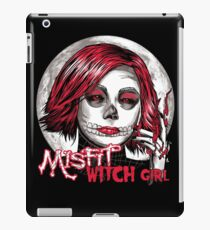 Witch Girl iPad Case/Skin