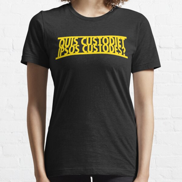 Who Watches The Watchmen? Essential T-Shirt