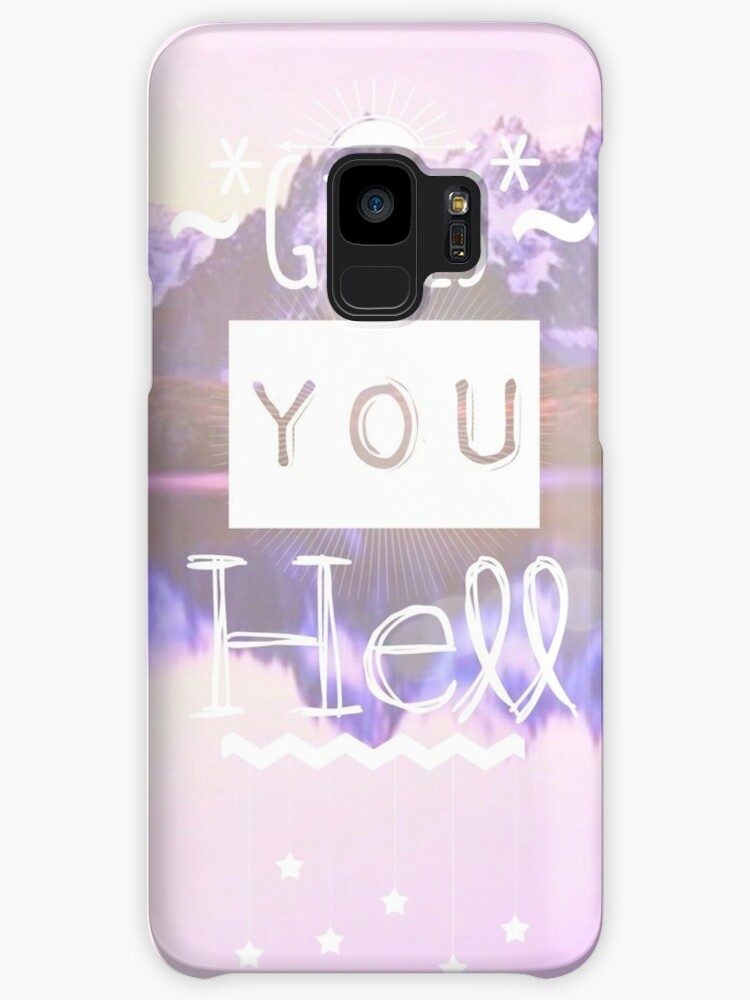 Tumblr Quotes Dreamy Cases Skins For Samsung Galaxy By Tom Van