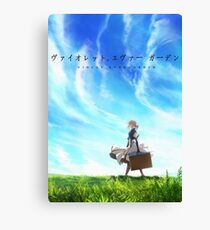 Violet Evergarden Canvas Print