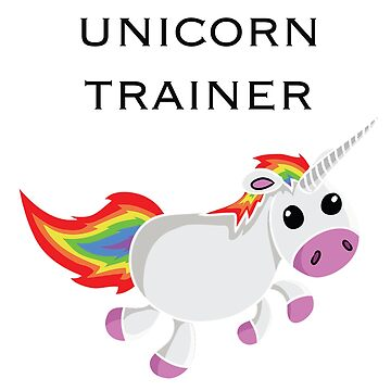 Unicorn Trainer by procrest