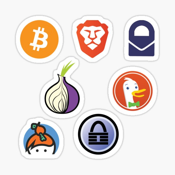 Privacy sticker pack Sticker