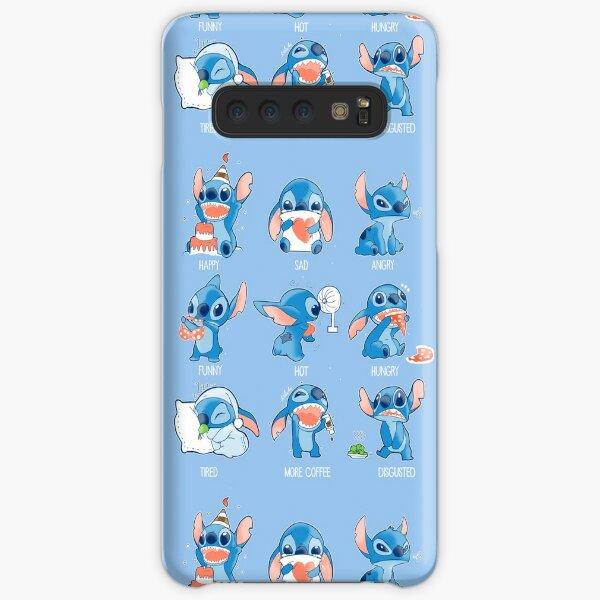 Stitch emoticon!  Samsung Galaxy Snap Case