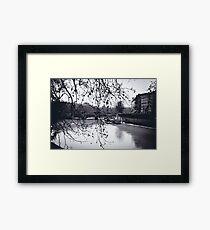 Rome, the River Tevere Framed Print