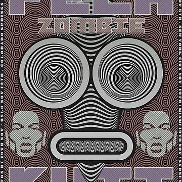 Bes t Fela seller Art Kuti Art Print by sowi162