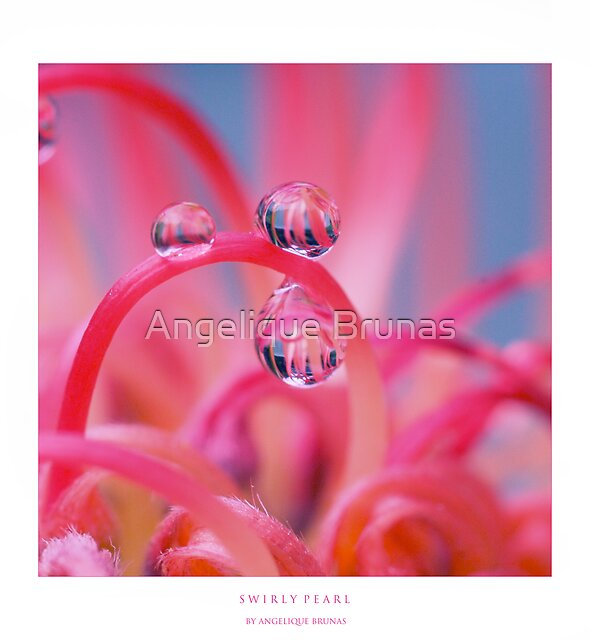 Swirly pearls by Angelique Brunas