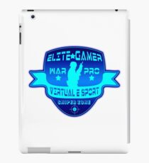 Elite Gamer  iPad Case/Skin