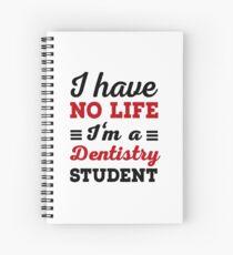 Cuaderno de espiral Estudiante de Odontología
