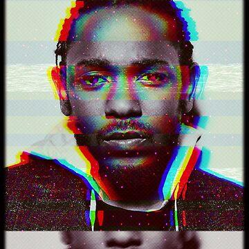 Kendrick Lamar VHS by tolsoe
