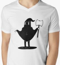 The Executioner Men's V-Neck T-Shirt
