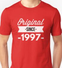 Original since 1997 Unisex T-Shirt