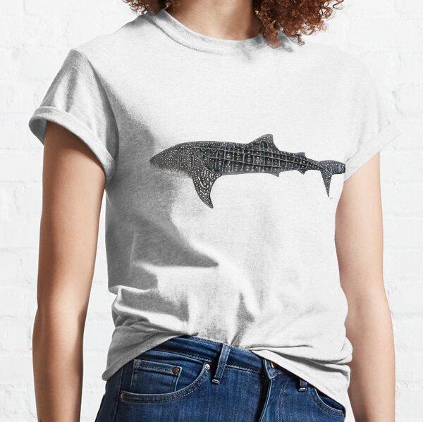 Tiburón ballena, el pez más grande en la tierra Camiseta clásica