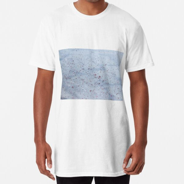 winter, ashberry on the snow Long T-Shirt