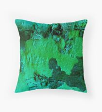 Ged swims the Waterways Throw Pillow