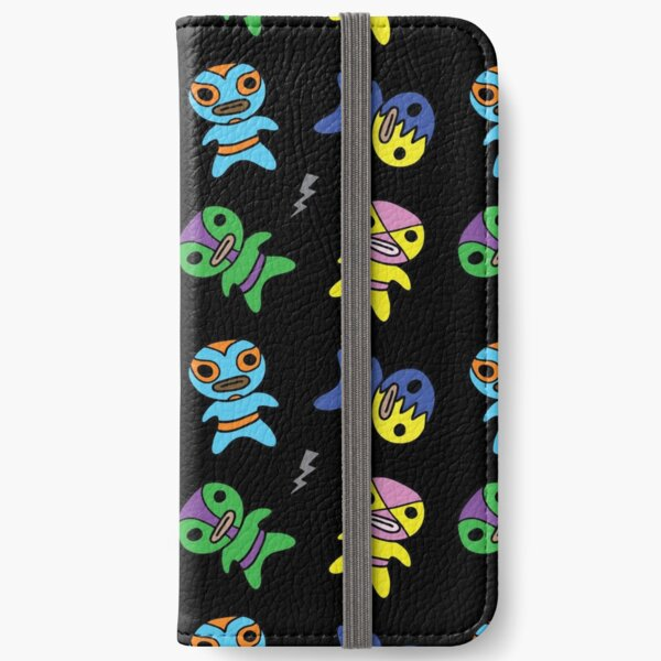 Lil Luchadores iPhone Wallet