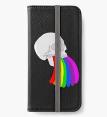 Rainbow Vomit iPhone Wallet/Case/Skin