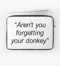 Funny T's Laptop Sleeve