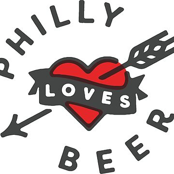 philly loves beer by Turahnan