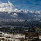 A seat with a view, Latrigg, Cumbria by JMChown