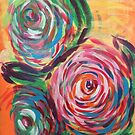 The Friends (New Roses) by Filomena Jack