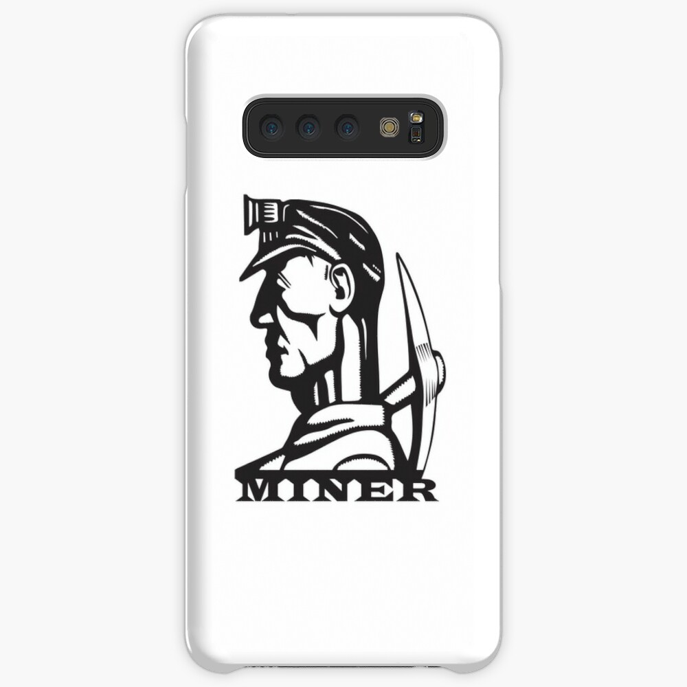 Coal Miner   Case & Skin for Samsung Galaxy