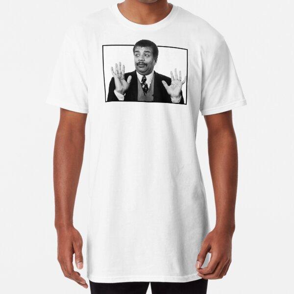 Neil deGrasse Tyson meme Long T-Shirt