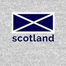 Scotland Design for Scottish People Who Love Alba (Design Day 55) by TNTs