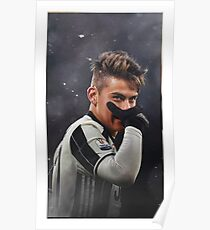 My Name Is Paulo Dybala Poster