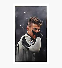 My Name Is Paulo Dybala Photographic Print