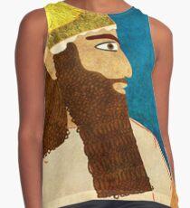 Purim, Haman Jewish, Esther, King Ahasuerus Contrast Tank