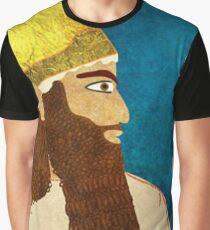 Purim, Haman Jewish, Esther, King Ahasuerus Graphic T-Shirt