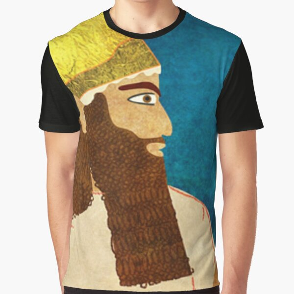 Purim, Haman Jewish, Esther, King Ahasuerus Graphic T-Shirt