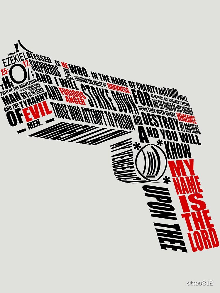 Ezekiel 25:17 | Unisex T-Shirt