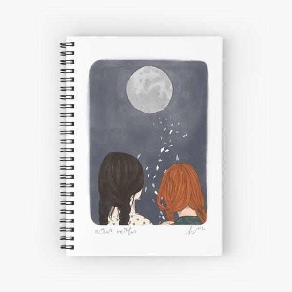 Amas Veritas Spiral Notebook