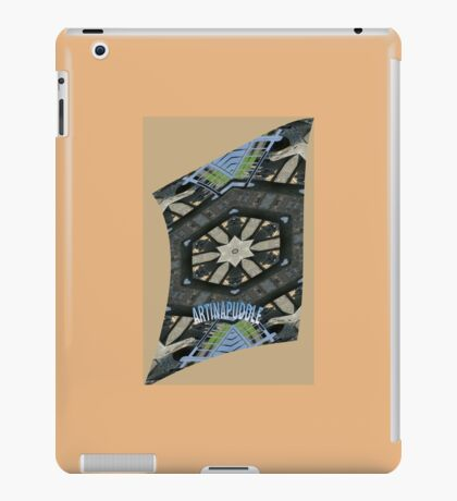 A twist to the church iPad Case/Skin