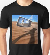 Elvis Has Shot the Tele! Unisex T-Shirt