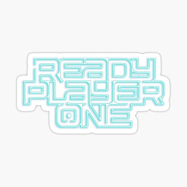 Ready Player One Sticker