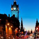 Edinburgh blue by tayforth