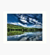 """""""Bigstone Lake"""" Art Print"""