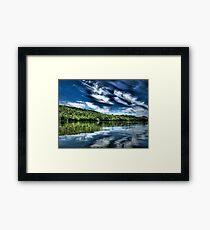 """""""Bigstone Lake"""" Framed Print"""