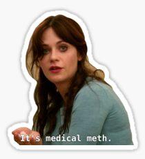 medizinische meth Sticker