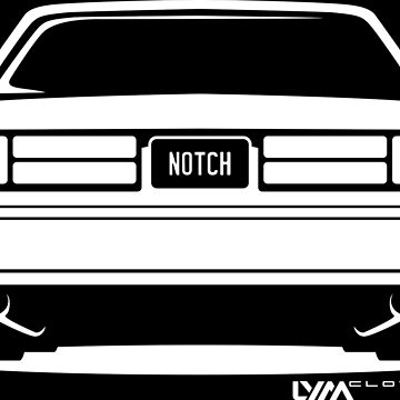 Fox Body Notch Mustang by leaveyourmark