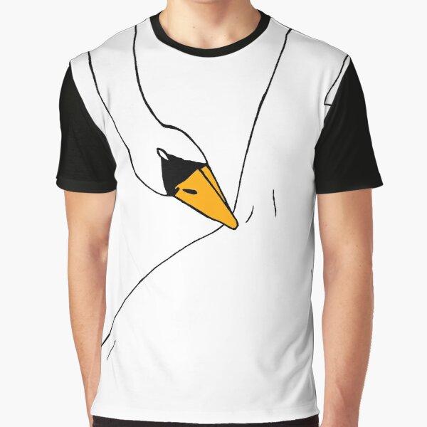 Swan Dress (Bjork) Graphic T-Shirt