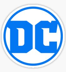 DC official Sticker