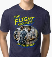 Top Flight Security of the world Tri-blend T-Shirt